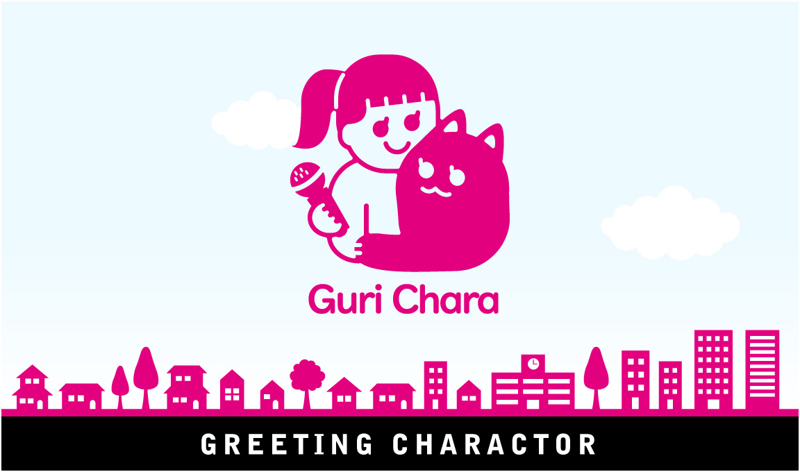 GREETING CHARACTOR