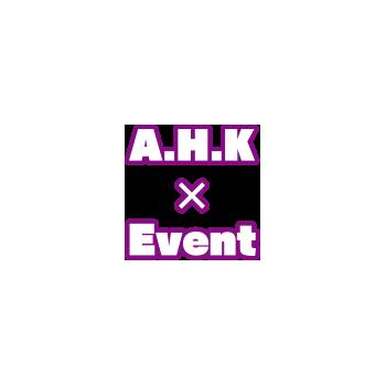 イベント×A.H.K